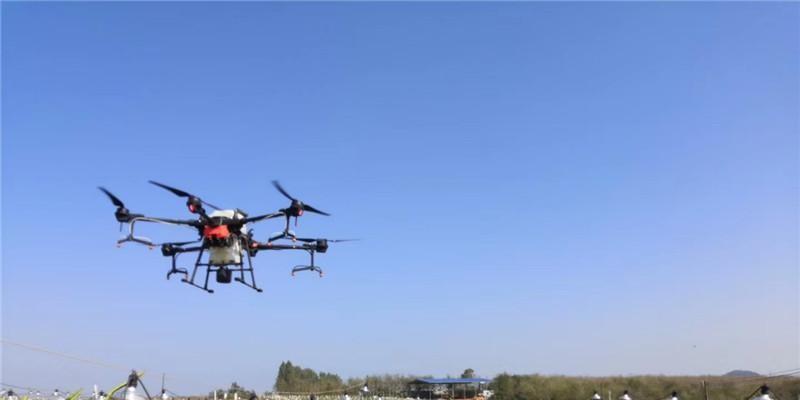 农业植保无人机作业面积同比猛增