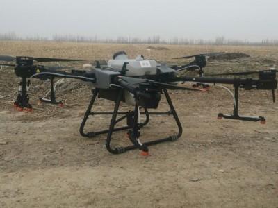 大疆T30植保无人机团队